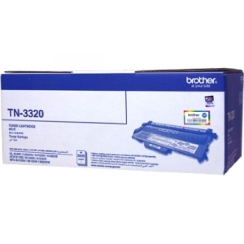 Mực in Brother TN-3320 Black Toner Cartridge
