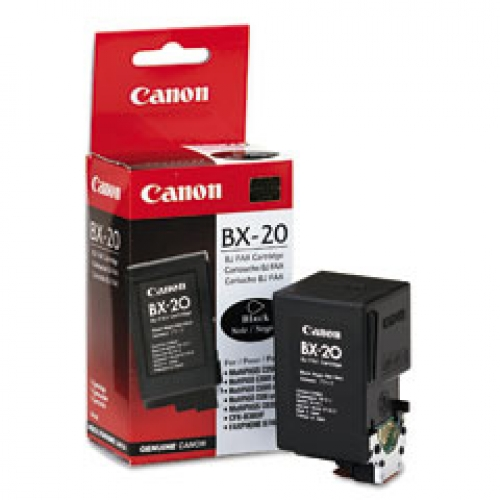 Canon BX20 Black Ink Tank