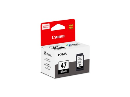 Mực in Canon PG 47 Black Ink Cartridge