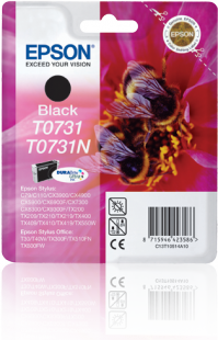 Mực in Epson  T0731 Black Ink Cartridge