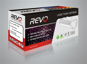 Mực in Revo 83A Black Toner Cartridge