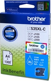 Mực in Brother LC-535C Cyan Ink Cartridge