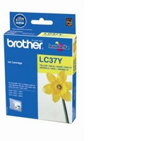 Mực in Brother LC 37 Yellow Ink Cartridge