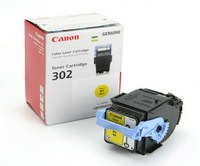 Mực in Canon 302 Yellow Toner Cartridge