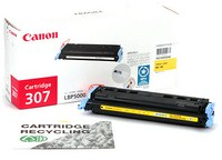 Mực in Canon 307 Yellow Toner Cartridge