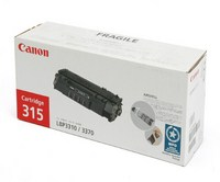 Mực in Canon 315 Black Toner Cartridge