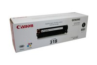 Mực in Canon 318 Black Toner Cartridge