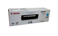 Mực in Canon 318 Cyan Toner Cartridge