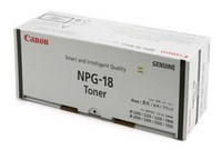 Mực in Canon NPG 18 Black Toner (NPG-18)