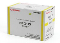 Mực in Canon NPG 35 Yellow Toner (NPG-35)