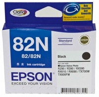 Mực in Epson 82N Black Ink Cartridge (T112190)