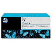 Mực in HP 771 775-ml Light Cyan Designjet Ink Cartridge (CE042A)