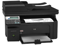 Máy in HP LaserJet Pro M1217nfw Multifunction Printer (CE844A)