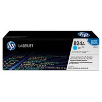 Mực in HP 824A Cyan LaserJet Toner Cartridge (CB381A)