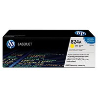 Mực in HP 824A Yellow LaserJet Toner Cartridge (CB382A)