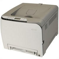 Đổ mực máy in Ricoh SP C242DN Color Laser Printer